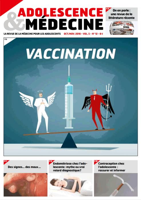 vaccination adolsecence médecine covid19